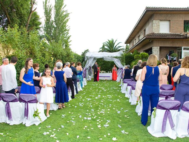 La boda de Pablo y Almudena en Cubas De La Sagra, Madrid 15