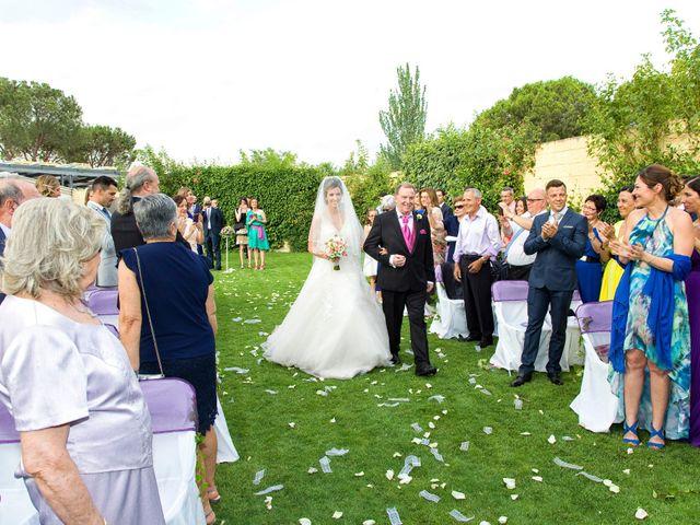La boda de Pablo y Almudena en Cubas De La Sagra, Madrid 16