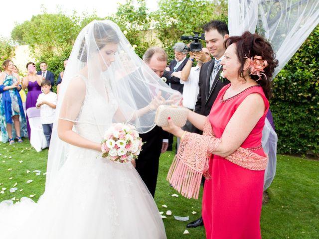La boda de Pablo y Almudena en Cubas De La Sagra, Madrid 17