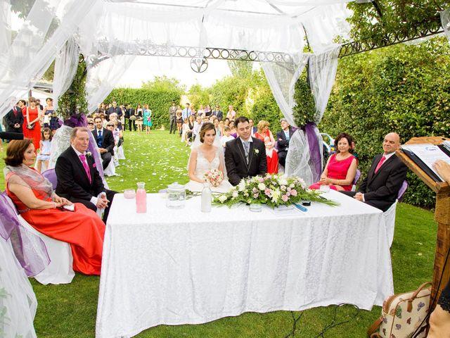 La boda de Pablo y Almudena en Cubas De La Sagra, Madrid 18