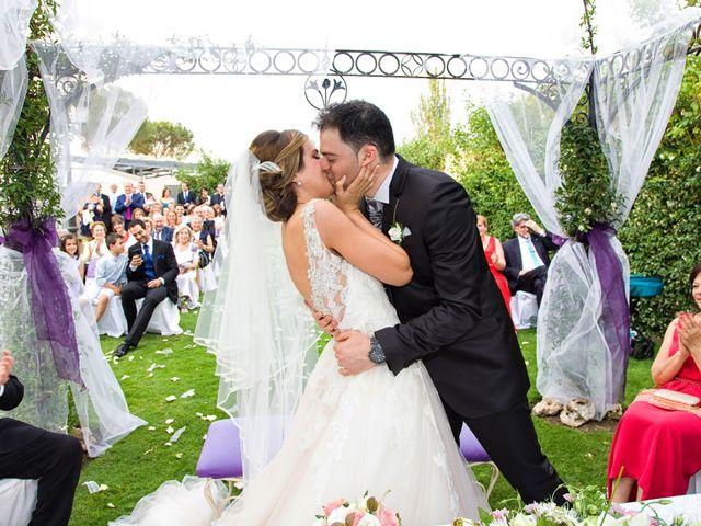 La boda de Pablo y Almudena en Cubas De La Sagra, Madrid 22