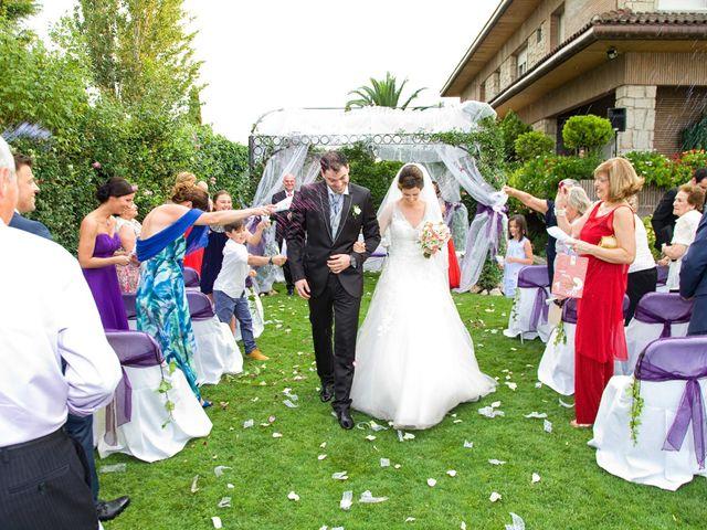La boda de Pablo y Almudena en Cubas De La Sagra, Madrid 23