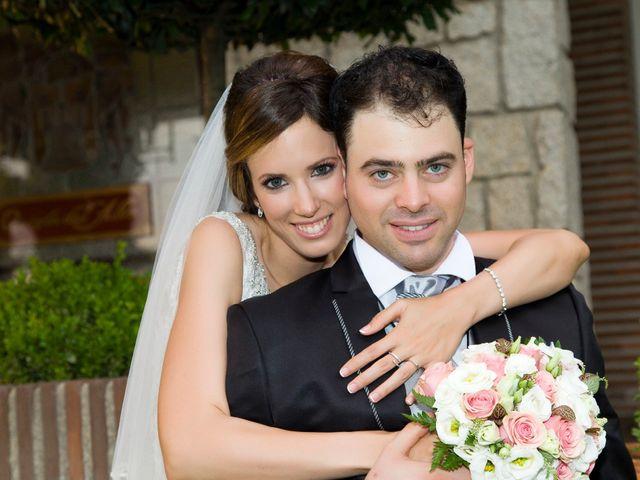 La boda de Pablo y Almudena en Cubas De La Sagra, Madrid 25