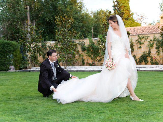 La boda de Pablo y Almudena en Cubas De La Sagra, Madrid 26