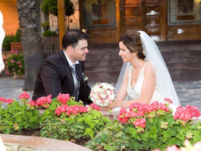 La boda de Pablo y Almudena en Cubas De La Sagra, Madrid 1