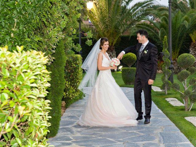 La boda de Pablo y Almudena en Cubas De La Sagra, Madrid 29