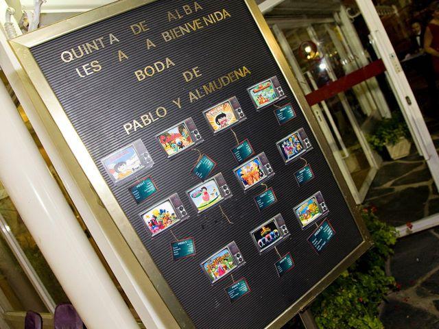 La boda de Pablo y Almudena en Cubas De La Sagra, Madrid 32