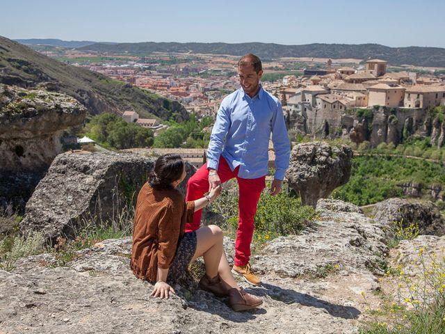 La boda de HUGO y ERIKA  en Cuenca, Cuenca 1