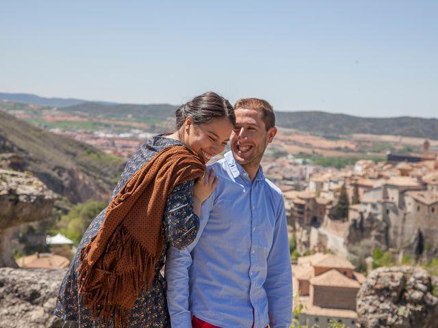 La boda de HUGO y ERIKA  en Cuenca, Cuenca 2
