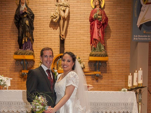 La boda de HUGO y ERIKA  en Cuenca, Cuenca 6