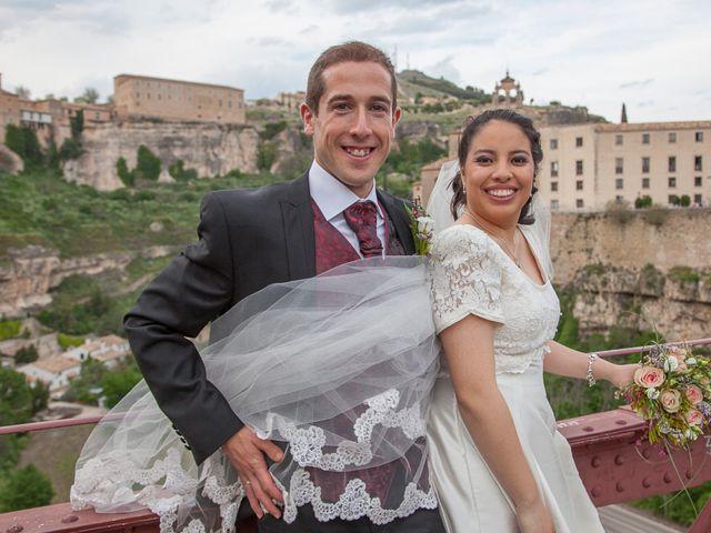 La boda de HUGO y ERIKA  en Cuenca, Cuenca 11