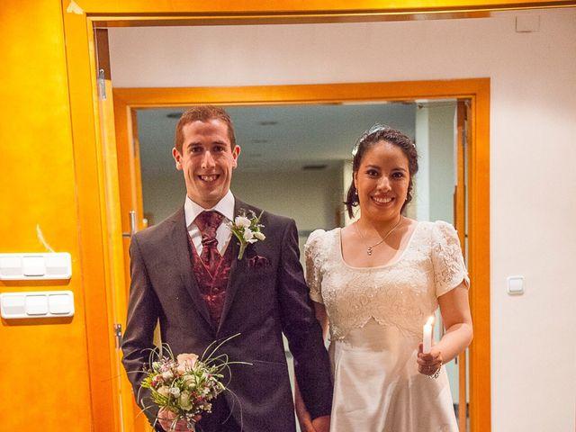La boda de HUGO y ERIKA  en Cuenca, Cuenca 16