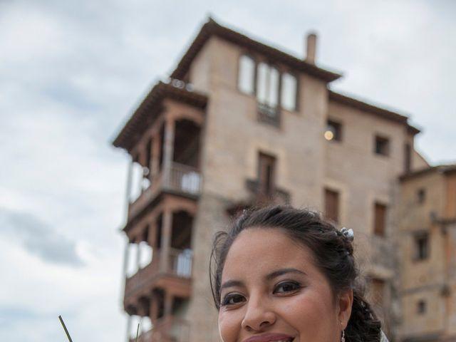 La boda de HUGO y ERIKA  en Cuenca, Cuenca 31