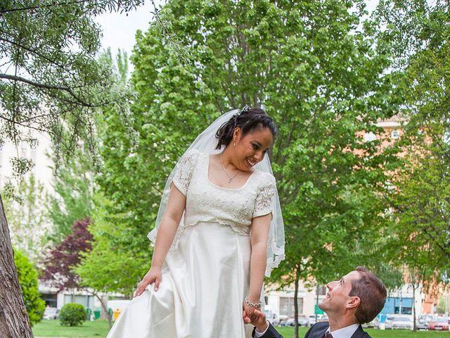 La boda de HUGO y ERIKA  en Cuenca, Cuenca 38