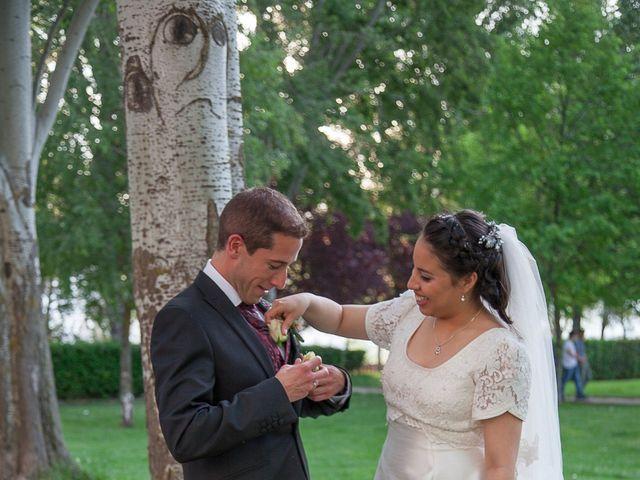 La boda de HUGO y ERIKA  en Cuenca, Cuenca 39