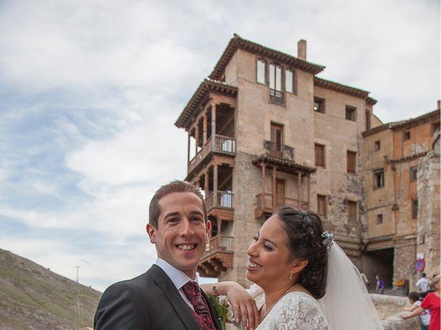 La boda de HUGO y ERIKA  en Cuenca, Cuenca 46