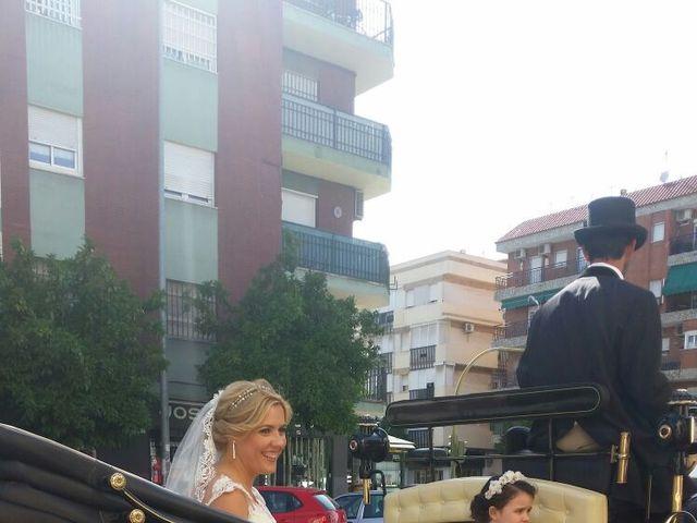 La boda de Alejandro y Irene en Sevilla, Sevilla 7