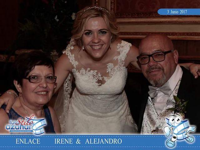 La boda de Alejandro y Irene en Sevilla, Sevilla 17