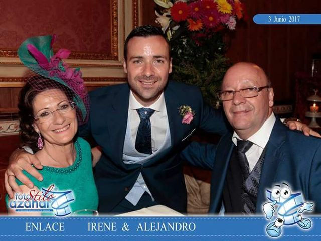 La boda de Alejandro y Irene en Sevilla, Sevilla 19