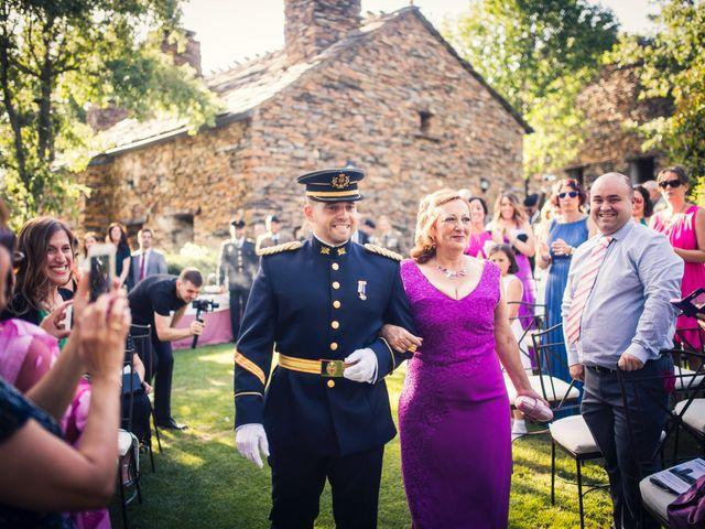 La boda de Samuel y Eva en Campillo De Ranas, Guadalajara 26