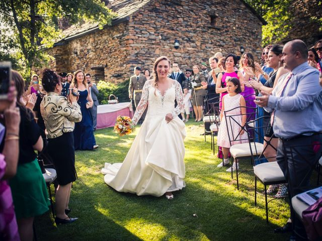 La boda de Samuel y Eva en Campillo De Ranas, Guadalajara 27
