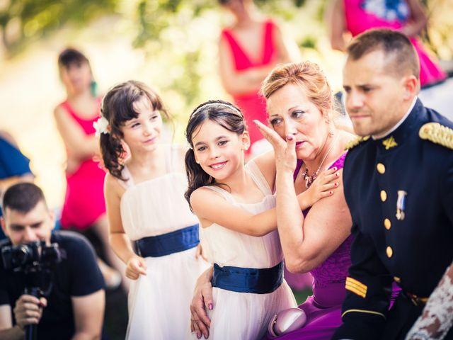 La boda de Samuel y Eva en Campillo De Ranas, Guadalajara 37