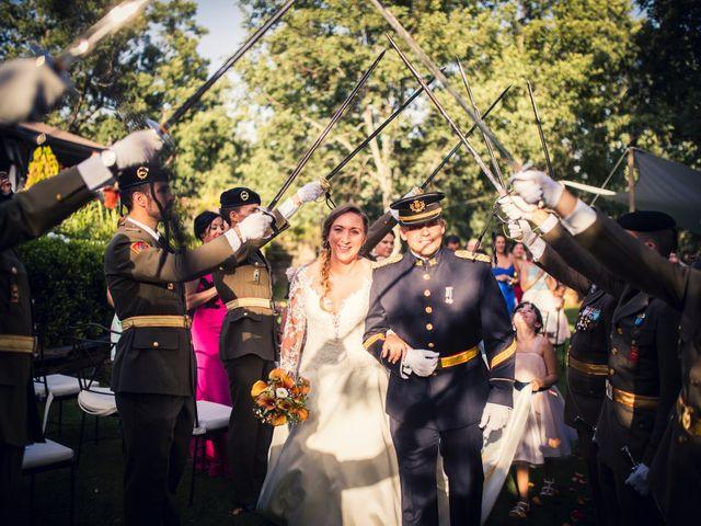 La boda de Samuel y Eva en Campillo De Ranas, Guadalajara 39
