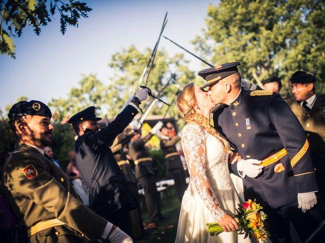 La boda de Samuel y Eva en Campillo De Ranas, Guadalajara 40