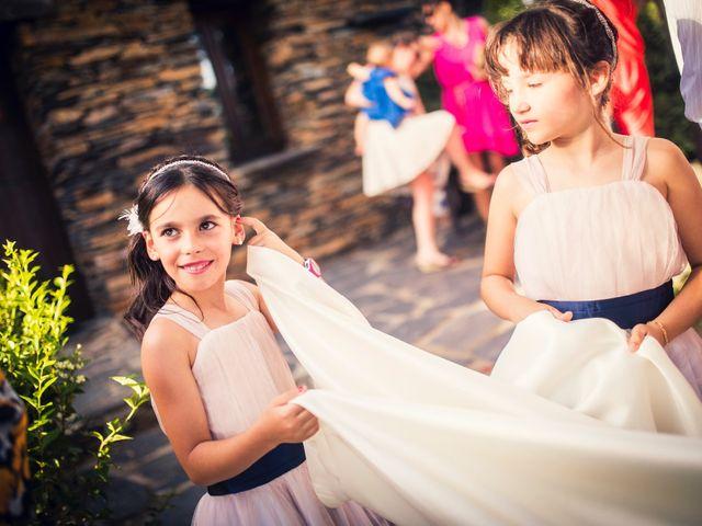 La boda de Samuel y Eva en Campillo De Ranas, Guadalajara 41