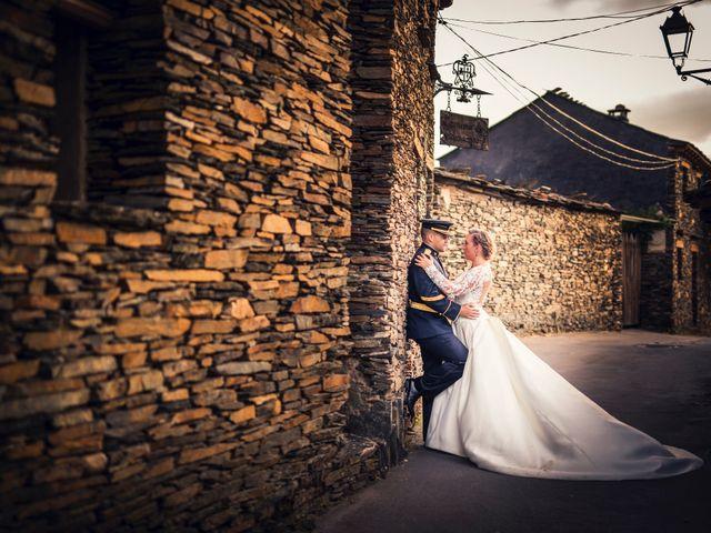 La boda de Samuel y Eva en Campillo De Ranas, Guadalajara 47