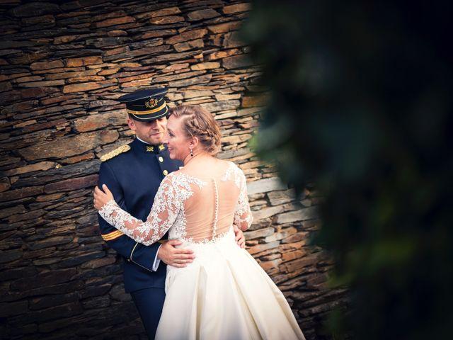 La boda de Samuel y Eva en Campillo De Ranas, Guadalajara 48