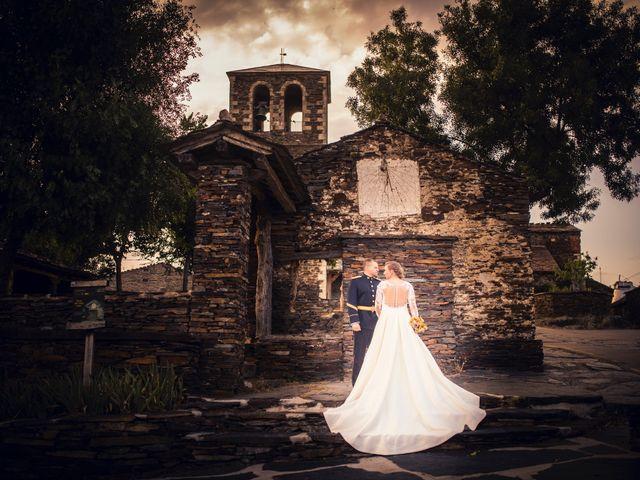 La boda de Samuel y Eva en Campillo De Ranas, Guadalajara 50
