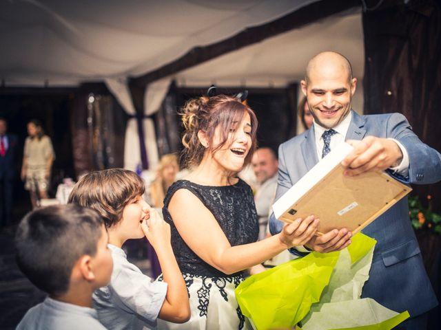 La boda de Samuel y Eva en Campillo De Ranas, Guadalajara 70