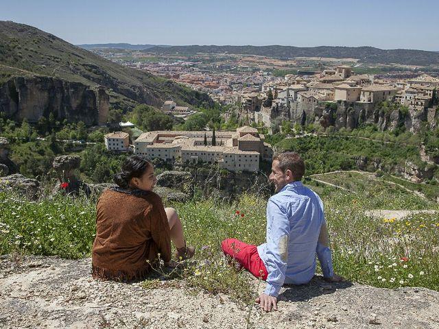La boda de HUGO y ERIKA  en Cuenca, Cuenca 48