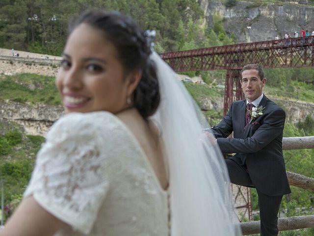 La boda de HUGO y ERIKA  en Cuenca, Cuenca 55