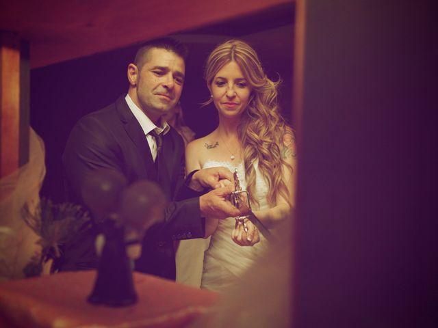 La boda de Paola y Ángel