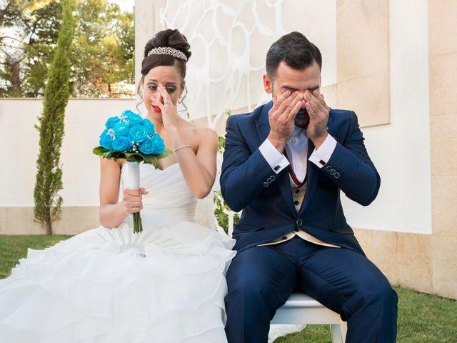 La boda de Victoria y Raul