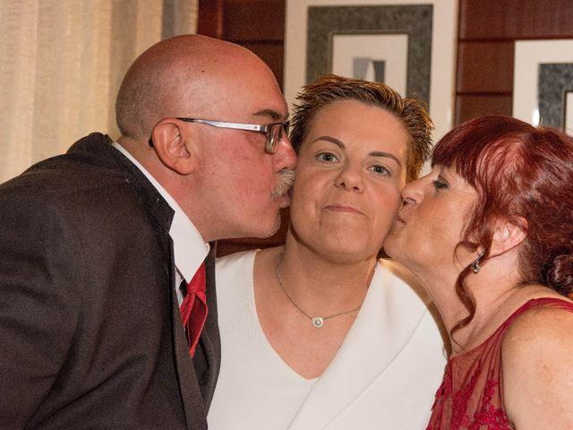 La boda de Geles y Karol en Arganda Del Rey, Madrid 19