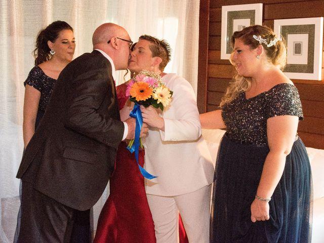 La boda de Geles y Karol en Arganda Del Rey, Madrid 21