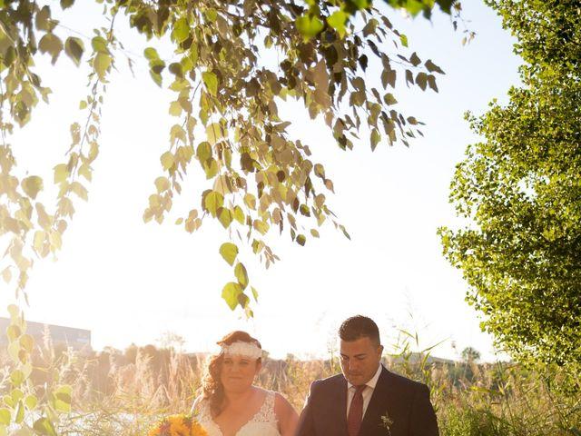 La boda de Geles y Karol en Arganda Del Rey, Madrid 40