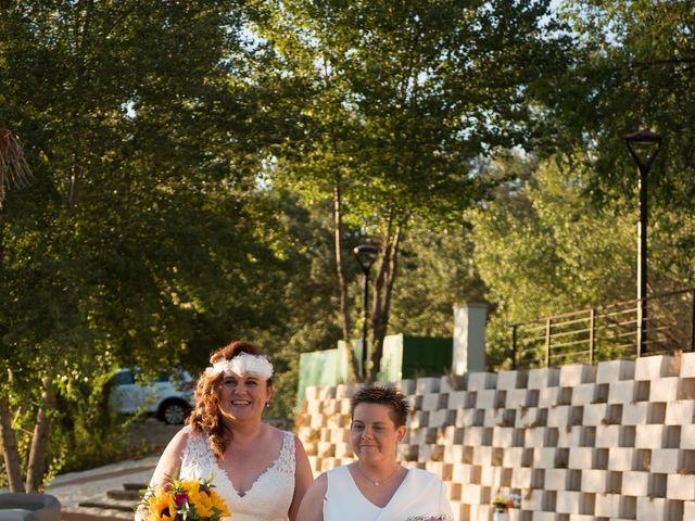 La boda de Geles y Karol en Arganda Del Rey, Madrid 41