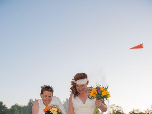 La boda de Geles y Karol en Arganda Del Rey, Madrid 43