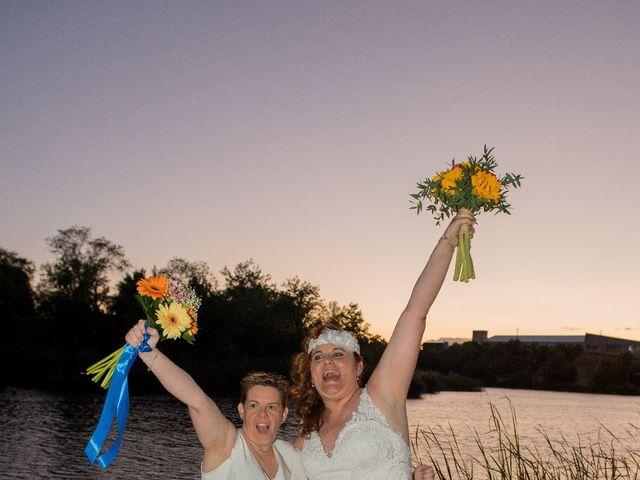 La boda de Geles y Karol en Arganda Del Rey, Madrid 44