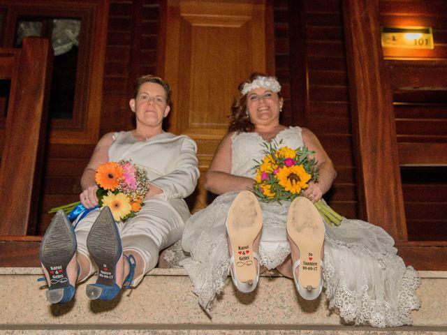 La boda de Geles y Karol en Arganda Del Rey, Madrid 2