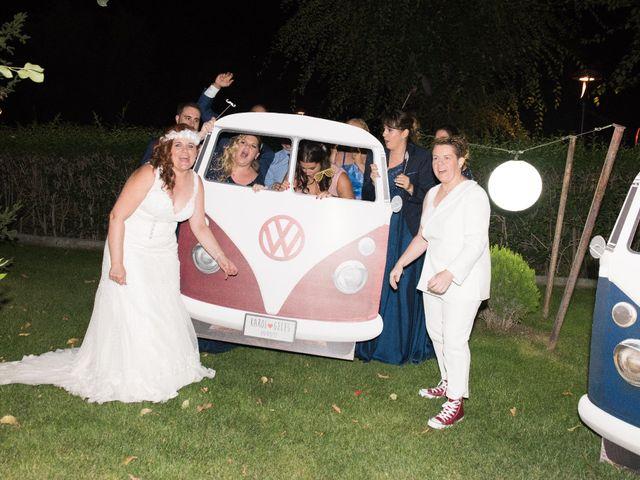 La boda de Geles y Karol en Arganda Del Rey, Madrid 51