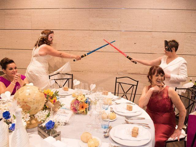 La boda de Geles y Karol en Arganda Del Rey, Madrid 57