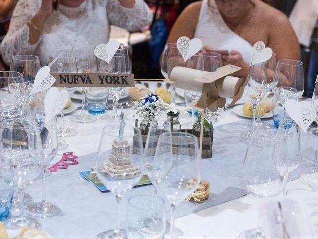 La boda de Geles y Karol en Arganda Del Rey, Madrid 59