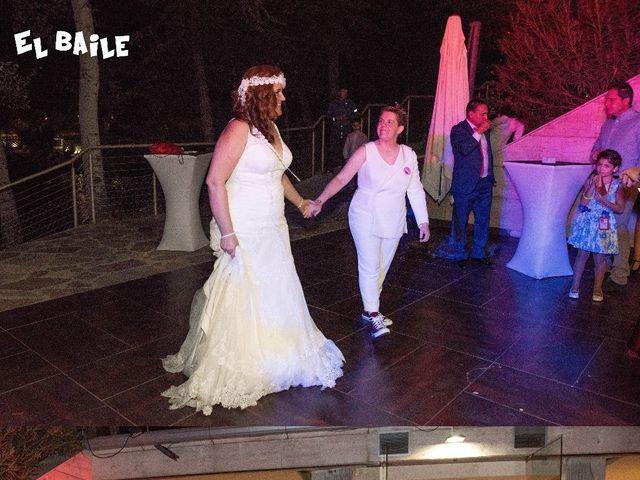 La boda de Geles y Karol en Arganda Del Rey, Madrid 61