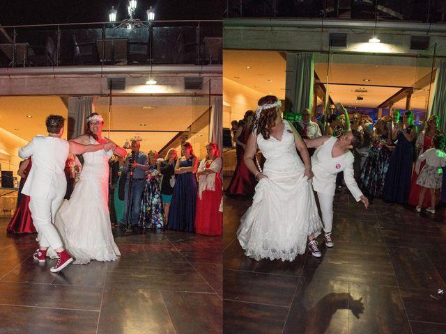 La boda de Geles y Karol en Arganda Del Rey, Madrid 62