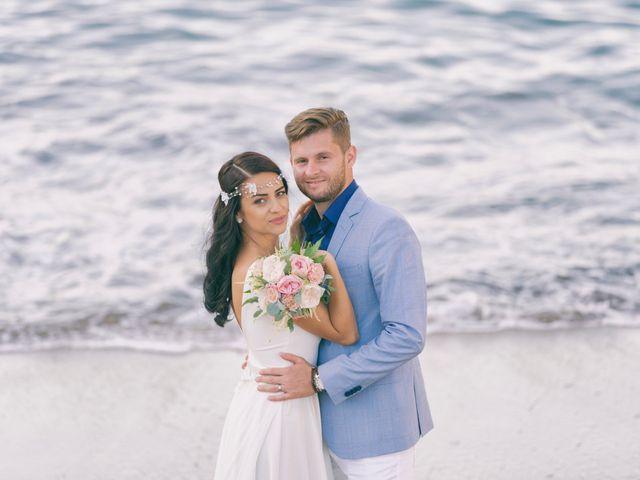 La boda de Elina y Matt